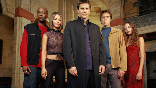 Angel Staffel 4