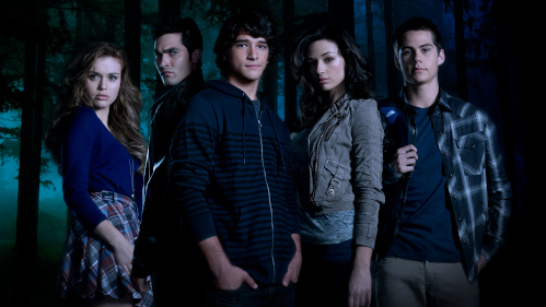 Teen Wolf Staffel 2