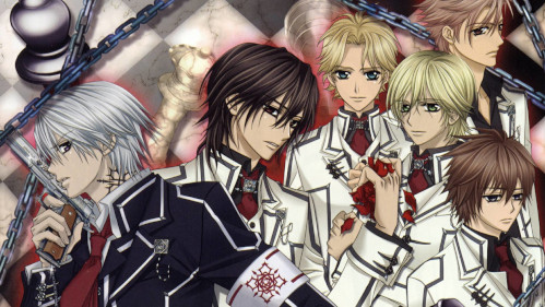 Vampire Knight Staffel 2 (Vampire Knight Guilty)